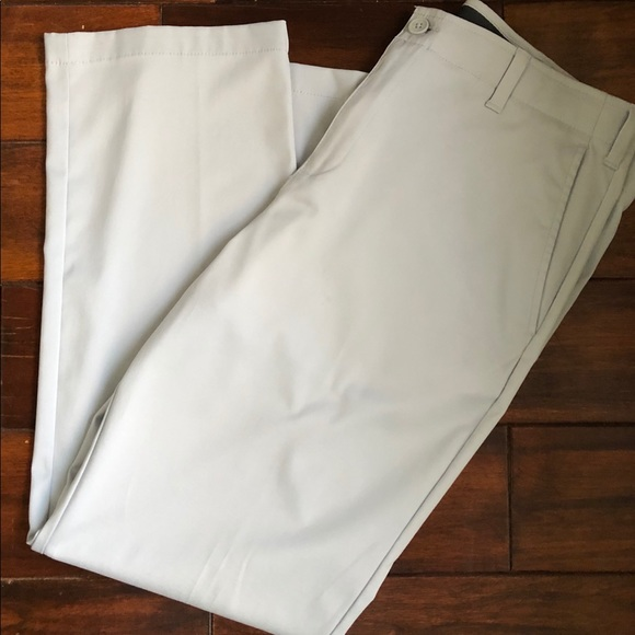 BCG Other - BCG Light Gray Flat front Golf Pants